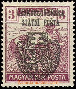 35826 - 1918 Skalica issue Pof.120, exp. Gilbert