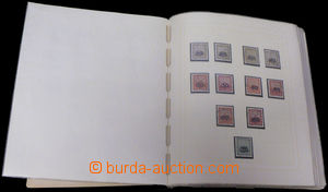 36053 - 1919-26 CZECHOSLOVAKIA 1918-39  postage-due Ornament issue 1