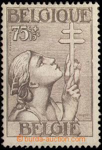 36224 - 1933 Mi.369, Boj proti TBC, lepší hodnota, oprava lepu ?,