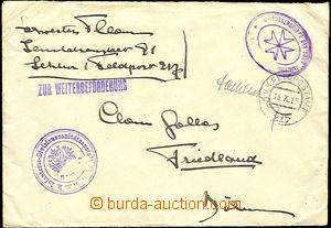 36276 - 1915 MALTESER-RITERORDENST / CHIRURGENGRUPPE DES SOUV. ovál