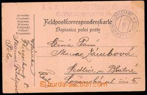 36579 - 1915 K.u.K.. LUFTSCHIFFERABTEILUNG (Aeronautical Division) /