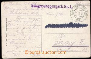 36580 - 1915 Fliegeretappenpark (Aircraft Base Park) No. 1., line vi