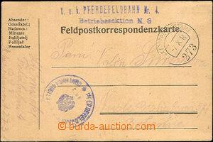 36825 - 1916 K.u.K Etappenpostamt (base post off.) 273/ 7.X.16, supp