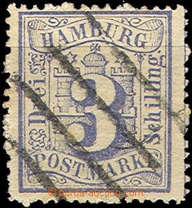 36867 - 1864 Mi.15, kat. 40€