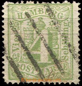 36868 - 1864 Mi.16, kat. 25€