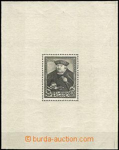 36934 - 1935 Mi.Bl.3, size 94x119, cat. 360€