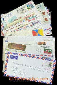 37073 - 1998-2003 OVERSEA  sestava 40ks dopisů vyfr. zn. ze zemí j