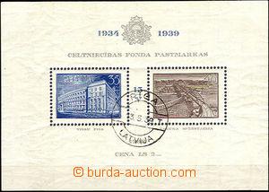 37232 - 1939 Mi.Bl.2, kat. 120€