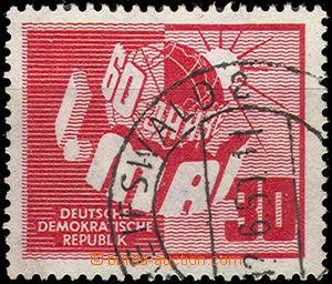 37235 - 1950 Mi.250  1.máj, čisté razítko, částečně překrytá, dobře