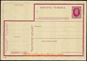 37270 - 1939 stationery CPV1, very fine, c.v.. 800SKK