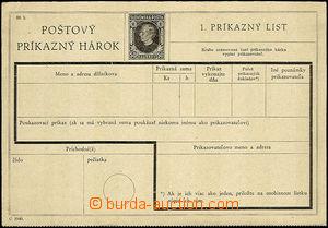 37272 - 1940 CPH2, mírně omačkané růžky, kat. 900Sk