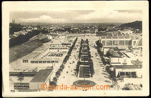 37441 - 1928 Brno - fairground, Exhibition topical culture in/at Cze