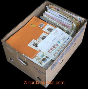 37576 - 1970-99 EUROPE  velká sestava dopisů z různých zemí, p�