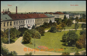 37622 - 1912 Tábor - Nové town, Us, broken corner