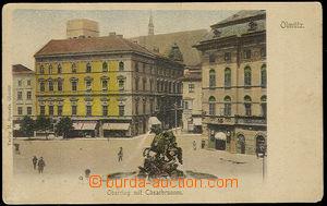 37636 - 1900 Olomouc - Olmütz, Oberring mit Cäsarbrunnen, Upper sq
