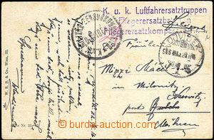 37671 - 1916 K.u.K Luftfahrersatztruppen ... Fliegersatzkompagnie No