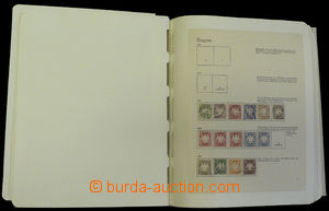 37795 - 1860-1945 GERMANY  incomplete collection on album sheets in