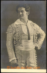37891 - 1926 DRTIKOL Francis (1883–1961), singer William Zítek - sól