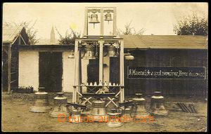 37892 - 1915? Brno-Husovice - zvonařská dílna R. Manoušek a spol