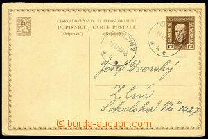 38072 - 1938 předběžná čs. dopisnice CDV34/ II.díl, DR Cieszyn