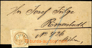 38098 - 1874 whole newspaper wrapper franked with. newspaper stamp.