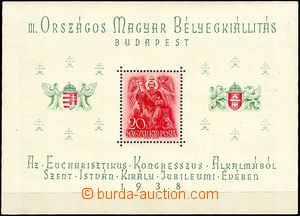39841 - 1938 Mi.Bl.2 (Mi.568), good quality, c.v.. 50€