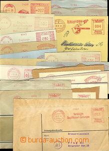 40129 - 1933-41 GERMANY  newspaper wrapper with meter stmp Vereinigt