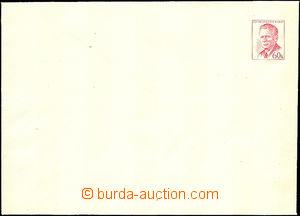 40162 - 1958 COB14, I.typ, rozměr A, bledší odstín barvy, zcela