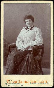 40314 - 1900 SOCHÁŇ Pavol (1862–1941), Božena Socháňová roz. Anderov