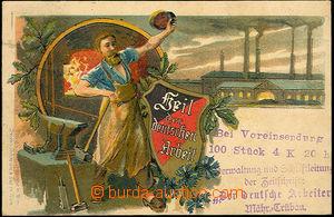40475 - 1900 Moravská Třebová - Mähr. Trübau, Heil der German l