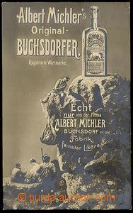 40844 - 1910? Albert Michler's Original BUCHSDORFER, Fabrik feinster