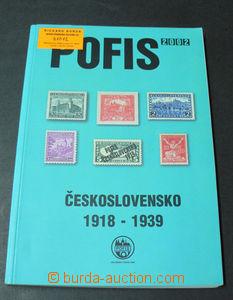 41012 - 2002 POFIS specialized catalogue Czechoslovakia 1918-1939, g