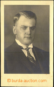 41162 - 1924 DRTIKOL František (1883–1961), ateliérový portrét Fr.Ja