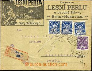 41198 - 1921 Továrna na Lesní perlu a ovocné šťávy Brno-Husovi