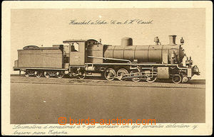 41292 - 1930? engine from f. Henschel by/on/at. Sohn Ltd Cassel, bro