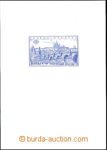 41417 - 1998 PT8b, unnumbered, PRAGA 98, c.v.. 3500CZK