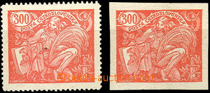 41569 - 1920 Pof.166A + 166N  issue Agriculture and Science, both wi