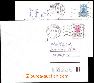 41885 - 1999 celistvosti vyplacené padělky ke škodě pošty,  poh