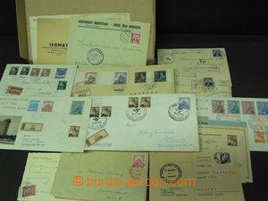 41976 - 1939-44 BOHEMIA-MORAVIA  comp. of more than  80 pcs of entir