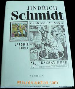 42222 - 1991 Henry Schmidt life between gravures, J.Hořec, as new
