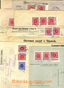 42228 - 1934-37 CZECHOSLOVAKIA 1918-39 / POSTAGE-DUE  selection of 3