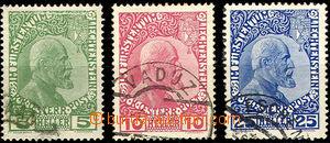 42245 - 1915 Mi.1y-3y, c.v.. 240€, nice postmark
