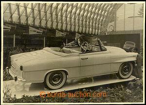 42527 - 1957 Škoda Felicia on/for BVV in Brno, isn't postcard, form