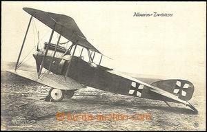 42528 - 1909 Albatros-Zweisitzer, Un, very good condition