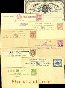 42582 - 1880-1930 OVERSEA  sestava 34ks různých celin převážně