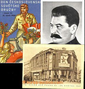 42649 - 1949-52 IX.sjezd Communist Party of Czechoslovakia, marshal