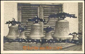 42880 - 1926 Bukovice (Buchelsdorf),  B/W photo postcard, memory on/