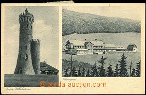 43103 - 1923 rozhledna na Králickém Sněžníku (Kaiser Wilhelmtur