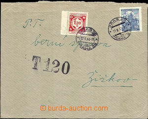 43329 / 1169 - Philately / Protectorate Bohemia-Moravia / Postage Due Stamps