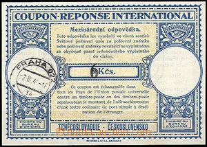 43484 - 1948 CMO9a, český text, cena opravena razítkem 6, DR Prah